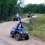 ATV in Denali