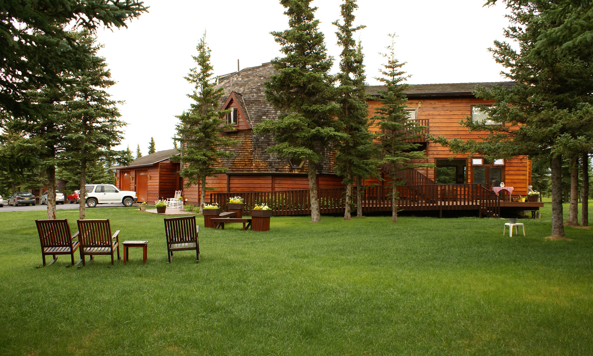 Denali Dome Home B&B