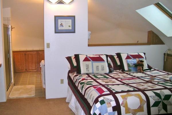 Denali B and B Room 7